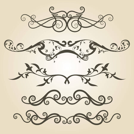 vector ornament In flower style Stock Vector - 3490449