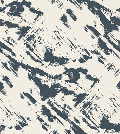 waterdrops: vector grunge seamless background Illustration