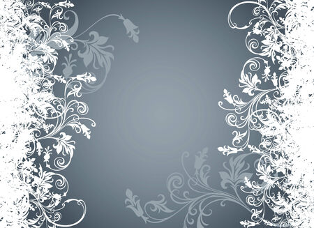 vector ornament In flower style 向量圖像
