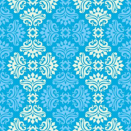 Seamless ? partir d'un ornement floral, papier peint moderne ? la mode ou du textile