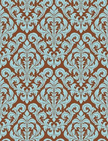 silk fabric: Fondo transparente de ornamentos florales, papel tapiz moderna moda o textil  Vectores