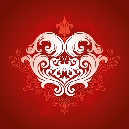 Valentine Days illustration Vector