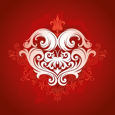 Valentine Days illustration Vector