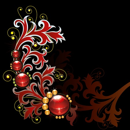 ornament In tribal style Vector