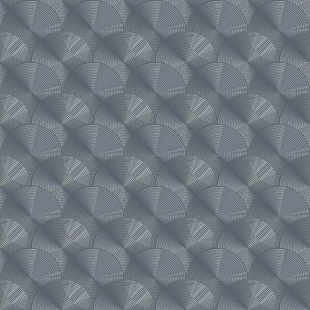 vector seamless background imitation polished metal Stock Vector - 21730255