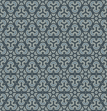 gothic window: vector seamless background in gothic style