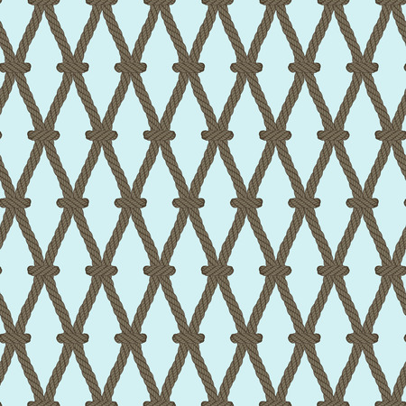 ベクトルの境界はロープ、カバー、ブランディングのための興味深いの現実的な模倣やフライヤー デザインなど。