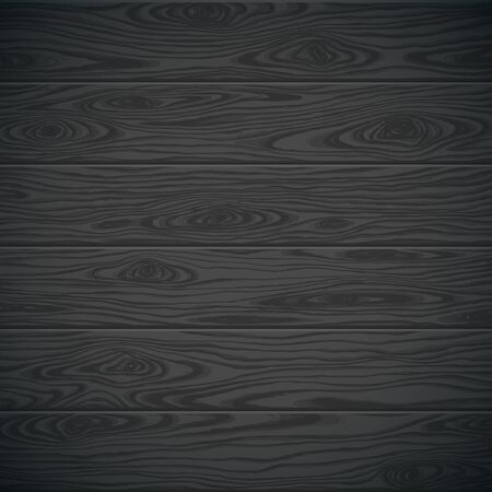 pieces of furniture: Wood texture, vector Eps10 illustration. Natural Dark Wooden Background.