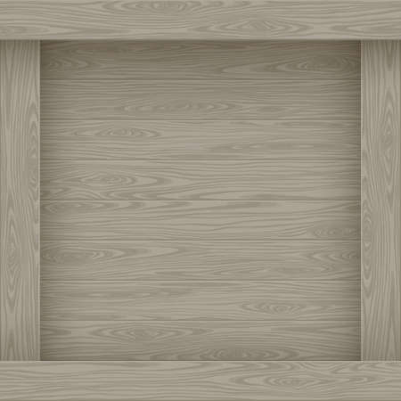 piece of furniture: Wood texture, vector  illustration. Natural Dark Wooden Background. Stock Photo