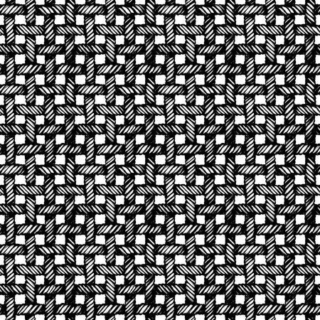 vector seamless background is realistic imitation of rope