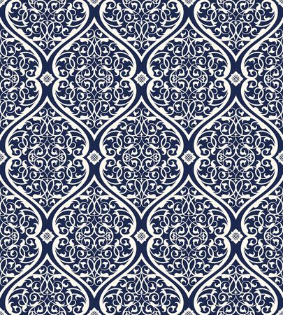 oriental pattern: Vector abstract ornamental background. Based on ethnic ornaments. Elegant background for cards, invitations etc.