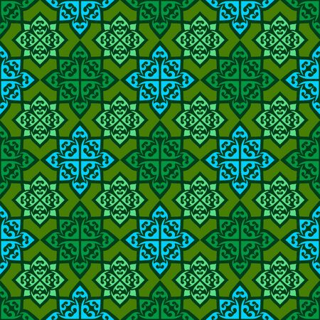 continued: Vector abstract ornamental background. Based on ethnic ornaments. Elegant background for cards, invitations etc.
