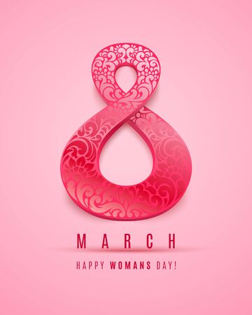 womans day: womens day card