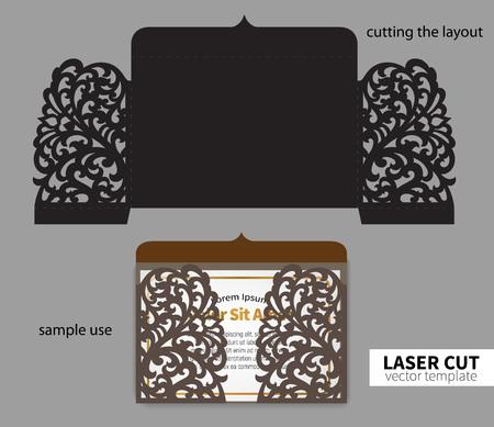 lazer: Vector laser cutting.