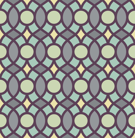 pattern: Vector damask seamless pattern
