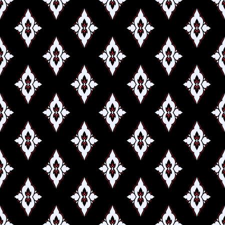 elaborate: Boho Flower Pattern