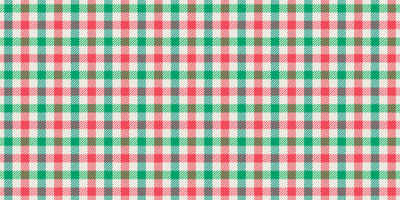 Popular fashion print design for fabric or other products in 2019. Scottish cell fabric. Tartan seamless pattern. Pattern in a cell. Illustration