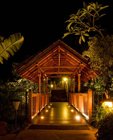 kovalam: way to the spa and to supreme relaxation amidst the trees and the fauna