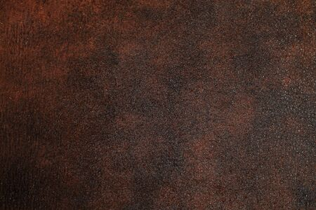 lurid: top view leather background