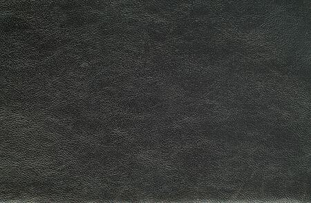 ebon: vista superior Fondo de cuero Foto de archivo