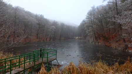 Alder valley lake