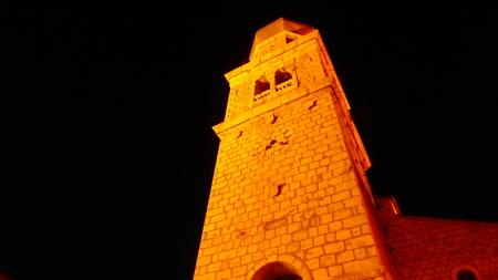 Krk island church Croatia