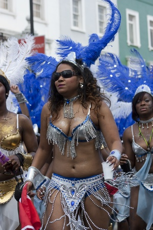 notting: Notting Hill carnival, London