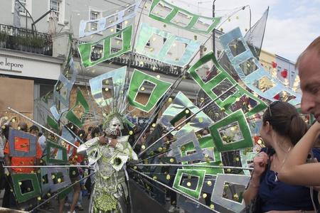 notting: Carnaval de Notting Hill, Londres