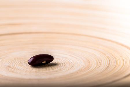 frijoles rojos: red beans shooting in studio