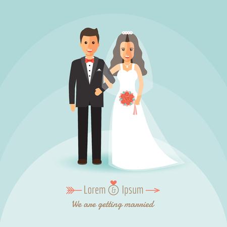 wedding bride: Groom and bride, couple holding hands on wedding ceremony.