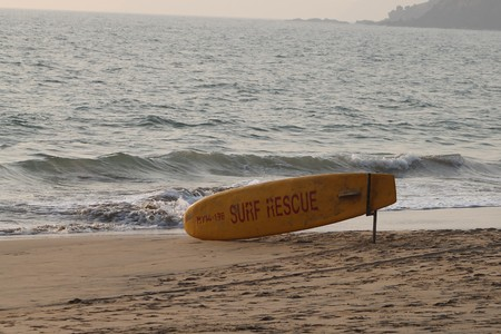 gaurd: Surfing Board