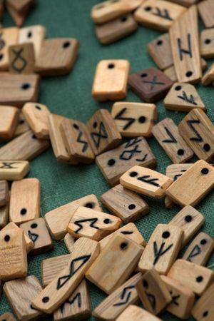 runes: Runes fortune disant