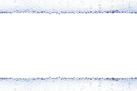 foam bubbles: abstract foam bubbles white texture background