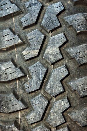tyre tread: close up car tire texture