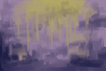 creative arts: painting abstract background violet
