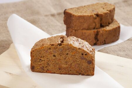 Carrot Slice Cake