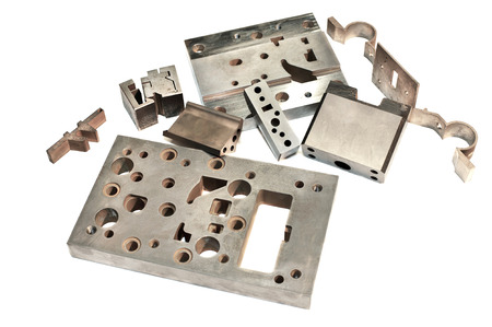 CNC details  Metal matrix and puncheon  Milling and drilling industry