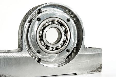 chrome base: Montato rullo unit� cuscinetto vuoto. Fresatura CNC tornio e l'industria di perforazione.