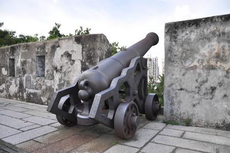 canon artillery photo