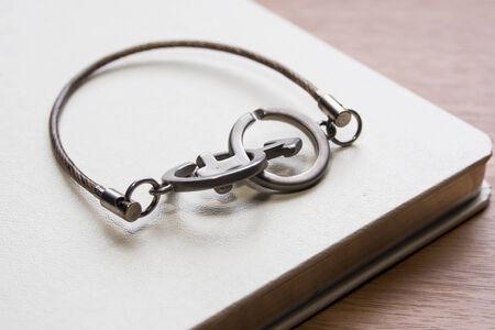 jewelle: necklace Stock Photo