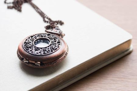 clock locket Stock Photo