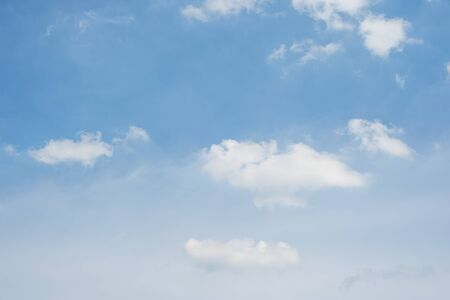 nebulosity: clouds with blue sky