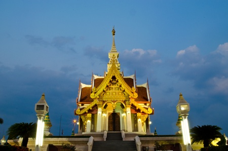 The Shrine of Udonthani, North-east of Thailand