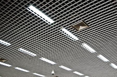 meshed: Aluminium Meshed Ceiling