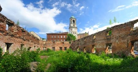 vyborg: Clock Tower of Vyborg
