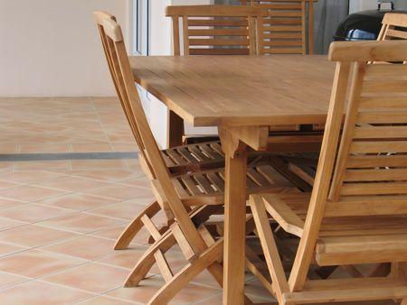 Parte del mobile in legno impostare