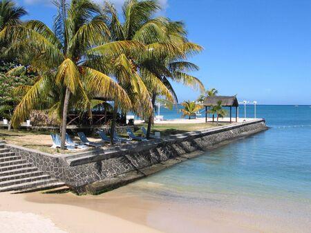 Tropical Beach scale