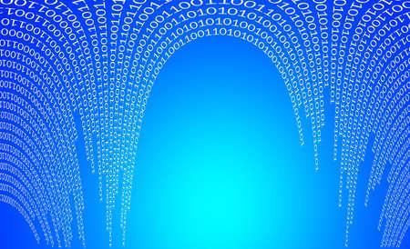Dati binari sotto forma di archi