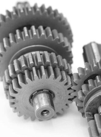 Gear cogs in connection