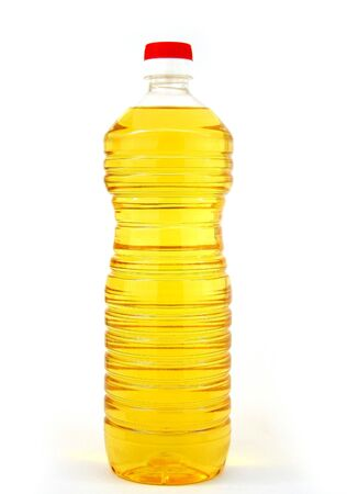 Bottled vegetable oil